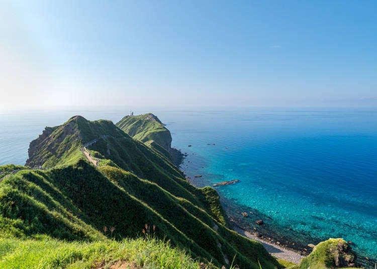 北海道夏天自由行玩樂重點①欣賞大自然的絕佳景色與享受戶外休閒活動