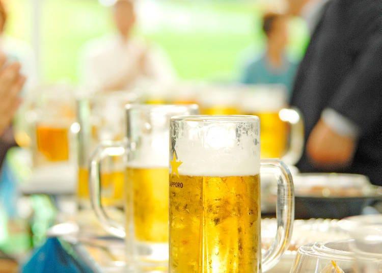 北海道夏天自由行玩樂重點④札幌就是啤酒之街