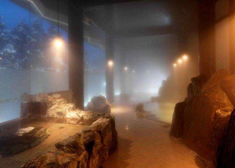Onneyu Onsen: A Land of Fog and Snow - Japan's North Will Make You Fall in Love With Hot Springs