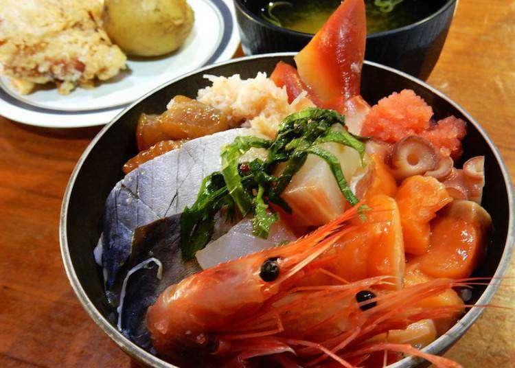 札幌在住編集者が推薦、 新鮮魚介の極上「海鮮丼」が食べられるお店5選