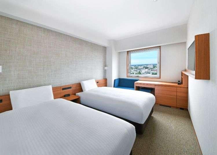홋카이도 신치토세 공항에서 가까운 호텔 5곳