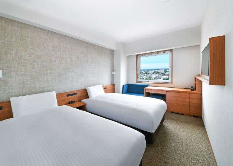 5 Hotels Near New Chitose Airport: Where to Stay on a Budget | LIVE JAPAN travel guide