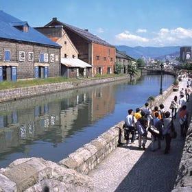 2位 小樽運河