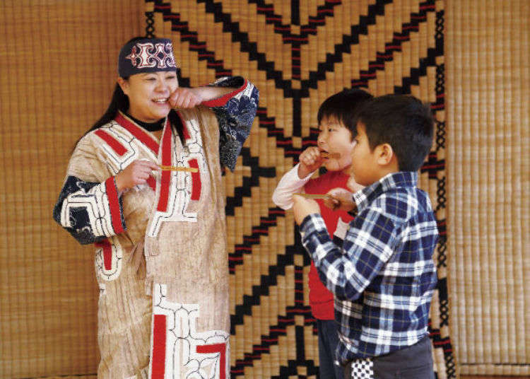 New for 2020: Experience Ainu Culture at Upopoy National Ainu Museum and Park