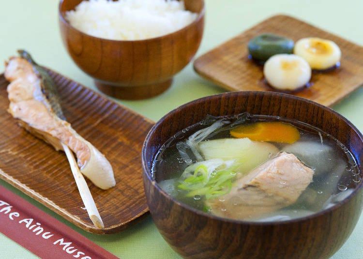 Experience Ainu culture through interactive programs