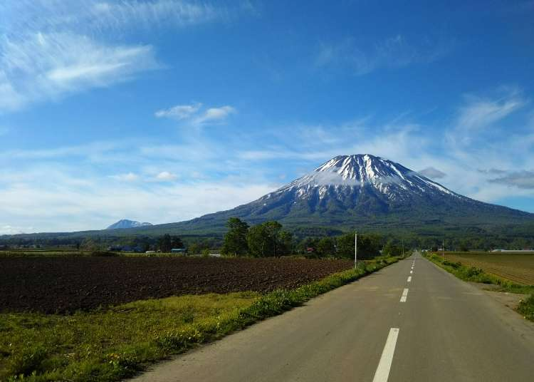 Hokkaido Guide: You can also see 5 mountains that look just like Mt. Fuji in Hokkaido!