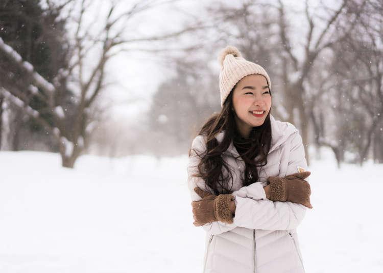 """【寒さだけかと思いきや】外国人が衝撃を受けた「北海道旅行」。まさか足元の""""アレ""""にも感動してたなんて!"""
