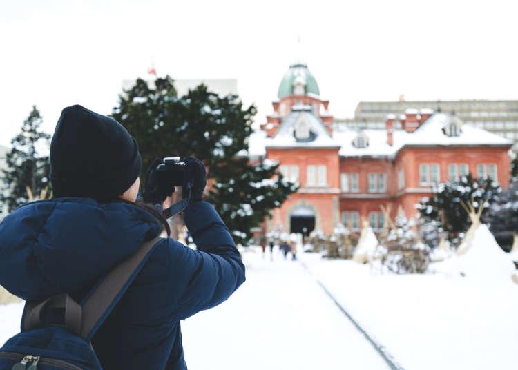 冬は何を着たらいい?「北海道の寒さ対策」で知っておきたい4つのこと