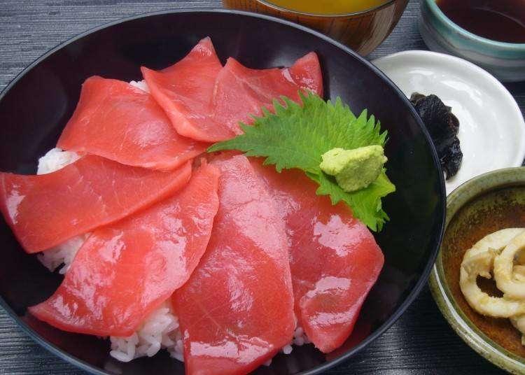 完売必至のマグロ丼も!「函館空港&周辺」が穴場スポットだらけだった