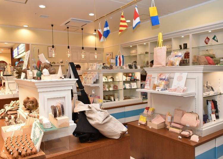 Hakototate: Hakodate souvenirs brimming with originality