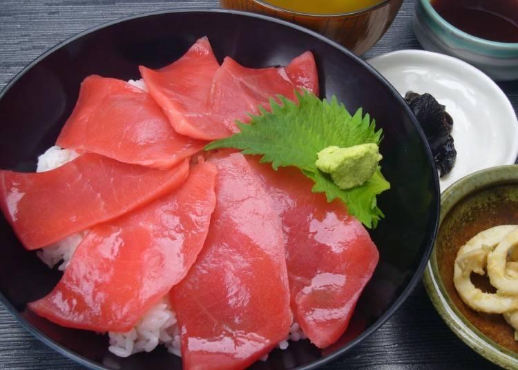 Restaurant Pollux: Fresh seafood