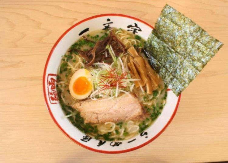 食べ歩きしたい!個性豊かな「函館塩ラーメン」の名店3選
