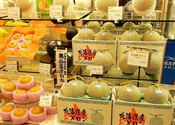 홋카이도 음식의 보고! 다이마루 삿포로점 백화점 지하에서 기념선물을 찾아보자.