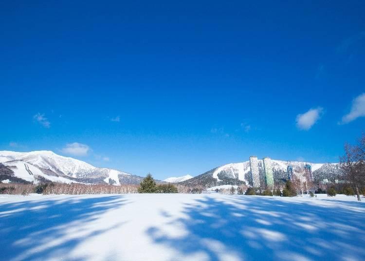 可以盡情暢遊嚴寒下的冰雪小鎮