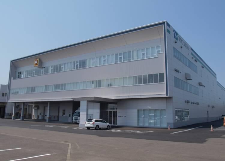 홋카이도 한정으로 발매되는 '야끼소바 도시락'!?