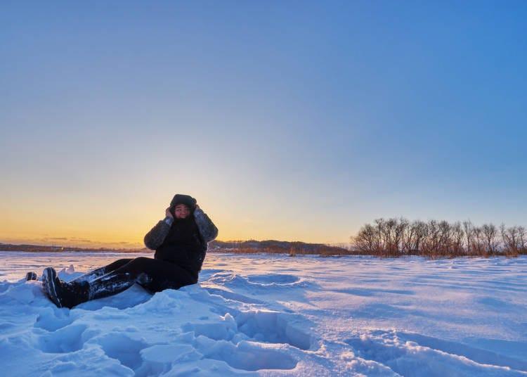 スキー・スノボだけじゃない!北海道の冬の楽しみ方