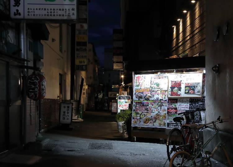 21:00 〜「函館ウェスタンキッチン すすきの店」で北海道の味覚を堪能!