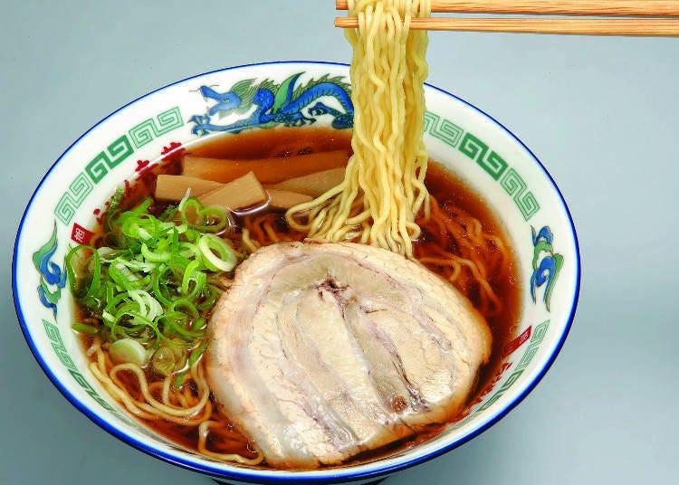 拉麵王國・北海道的袋裝拉麵也是熱門商品?