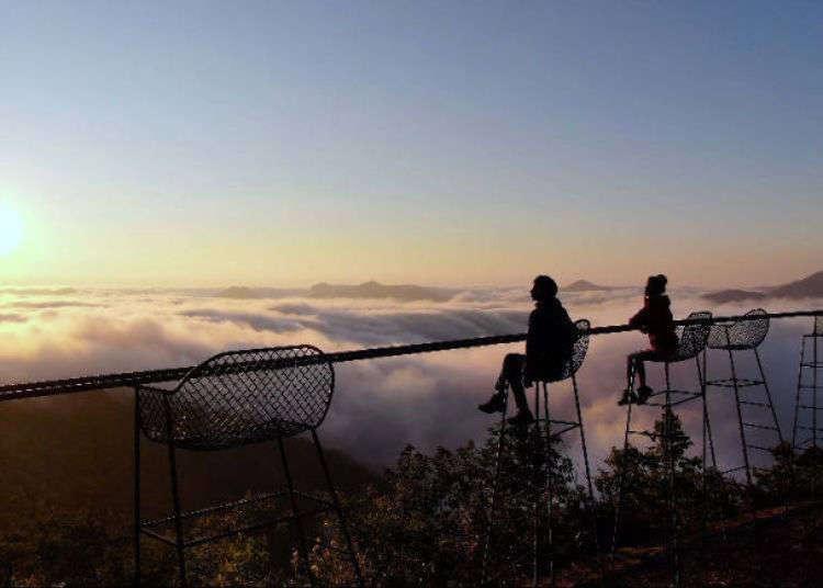 사계절마다 표정을 달리하는 자연에 감동 홋카이도의 절경 명소 6 선