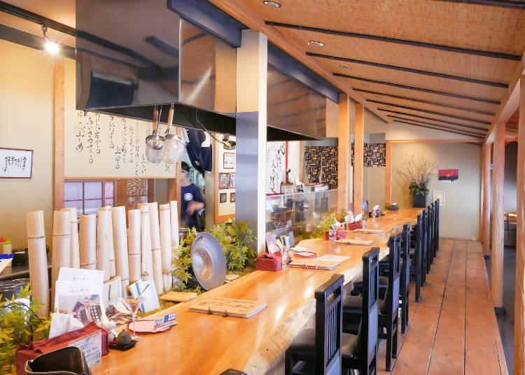 일본풍 가옥에서 즐기는 할머니의 손맛 '수프 카레 오쿠시바 상점 오쿠시바창'