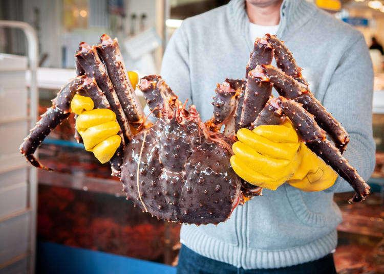 カニの旨味がたまらん…!札幌で食べられる「カニしゃぶしゃぶ」に感動