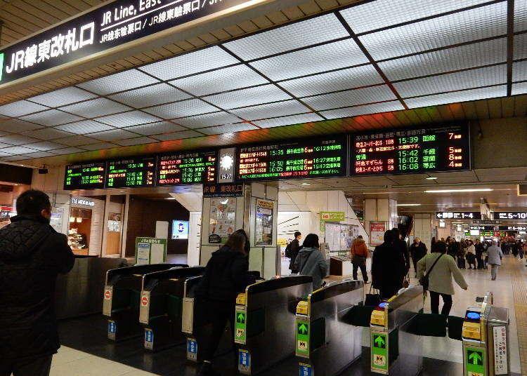 홋카이도 여행을 더 편리하고 즐겁게! 삿포로역을 제대로 활용하는 방법