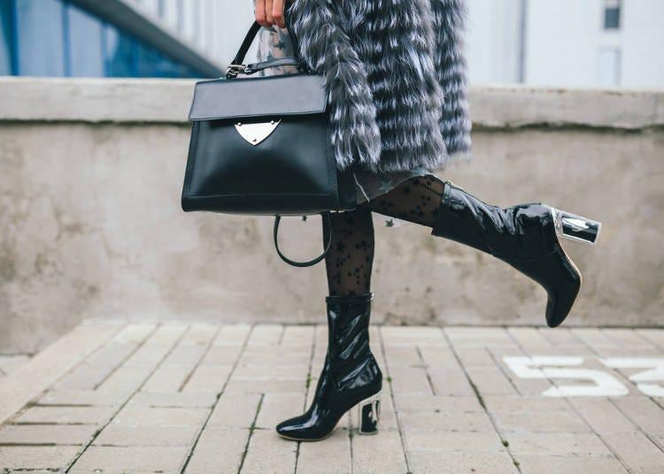 2.你的靴子真的適合雪地嗎?