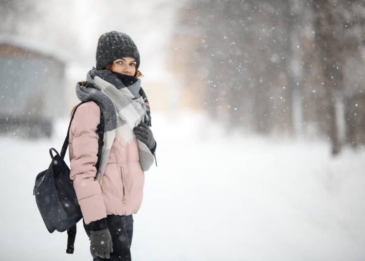 3.冬天不要穿太厚的衣服外出?