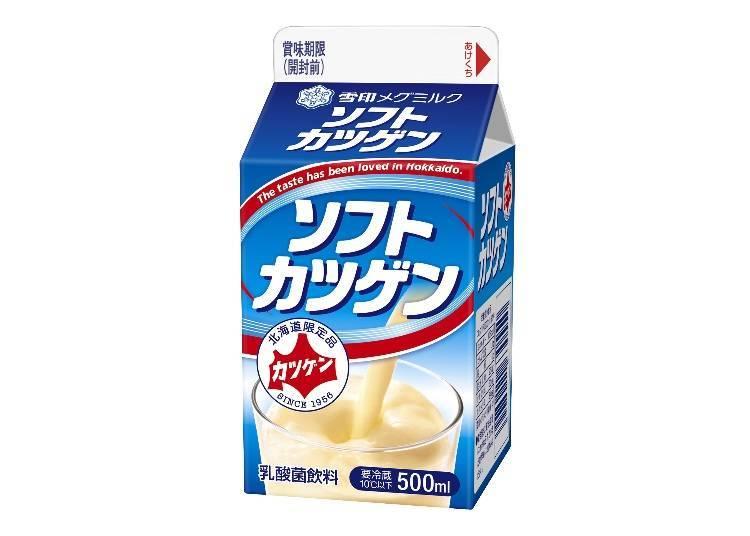 6. 소프트가쓰겐/유키지루시 메구밀크