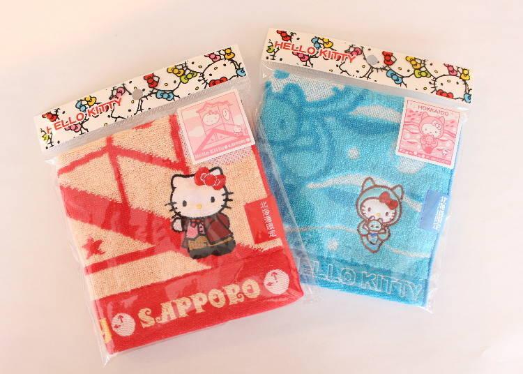 世界各國知名的「Hello Kitty周邊商品」
