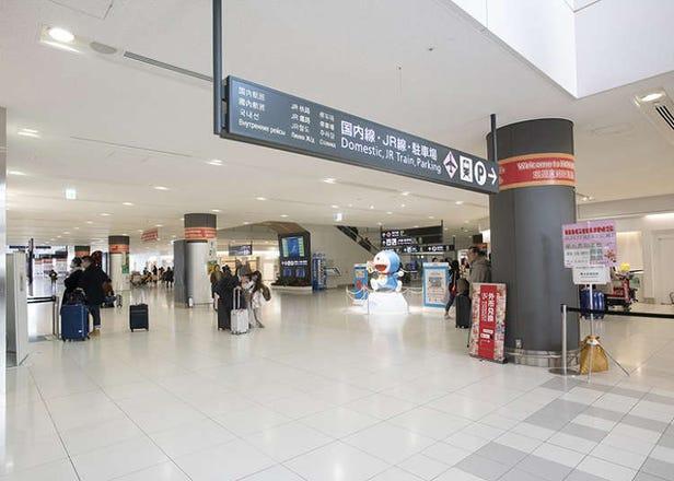 '신치토세공항'에서 각 관광지로 이동할 때의 교통 가이드~JR, 버스, 택시 이용방법 소개