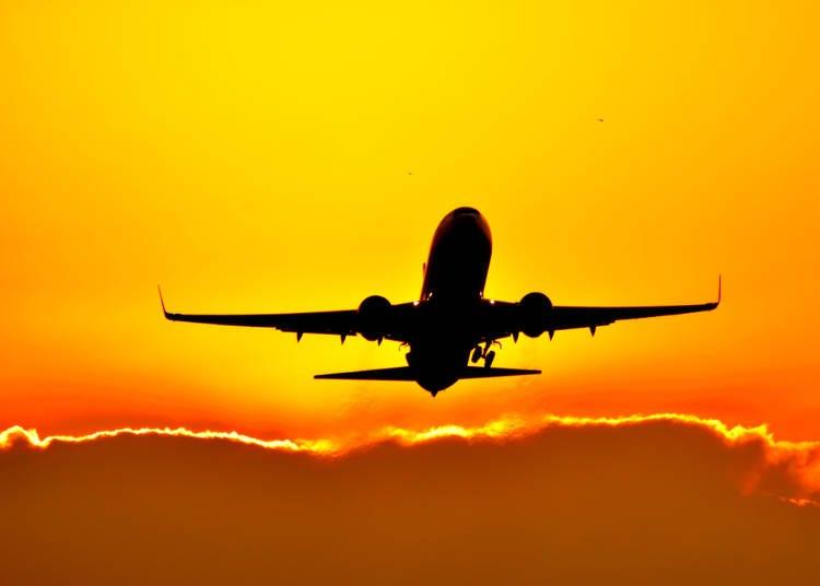 (5)飛行機