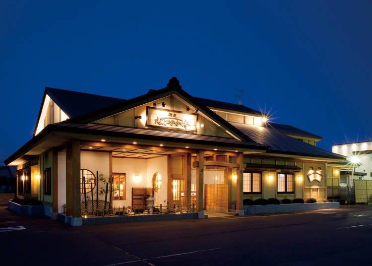 2. 釧路興起!充滿鮮度與活力的「鮨處 Nagoyaka亭」