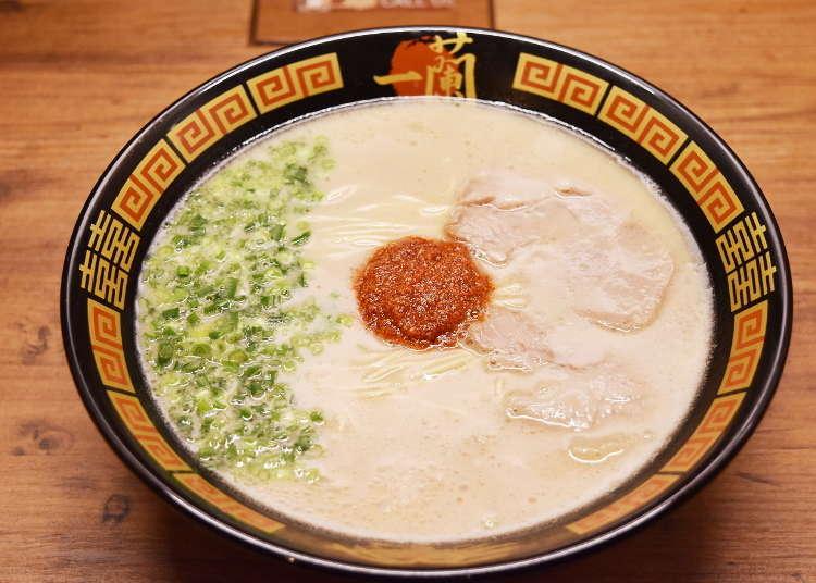 台灣人愛的「一蘭拉麵」進攻北海道啦!札幌旅遊必吃清單加一