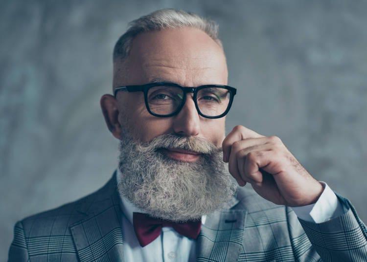 跟店名「鬍子男爵」相關的有趣服務