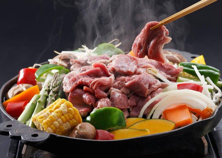 ■12. 징기스칸을 먹자