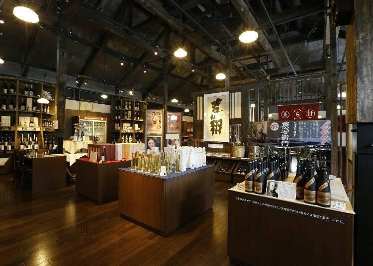 15. 品味、比較不同的北海道當地酒類!