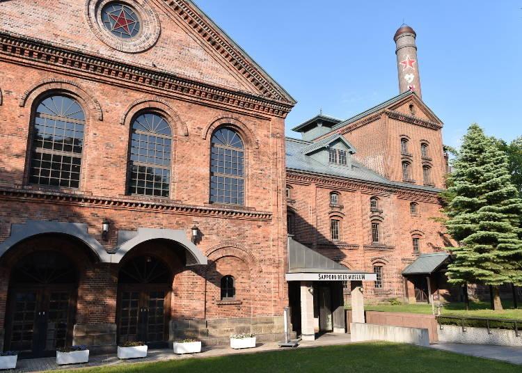 【札幌2日遊行程之第2天】17:30 參觀「札幌啤酒博物館」在札幌啤酒園享受晚餐