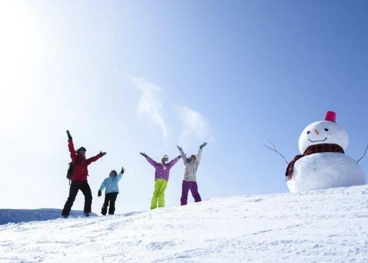 5. Japan Ski Packing List