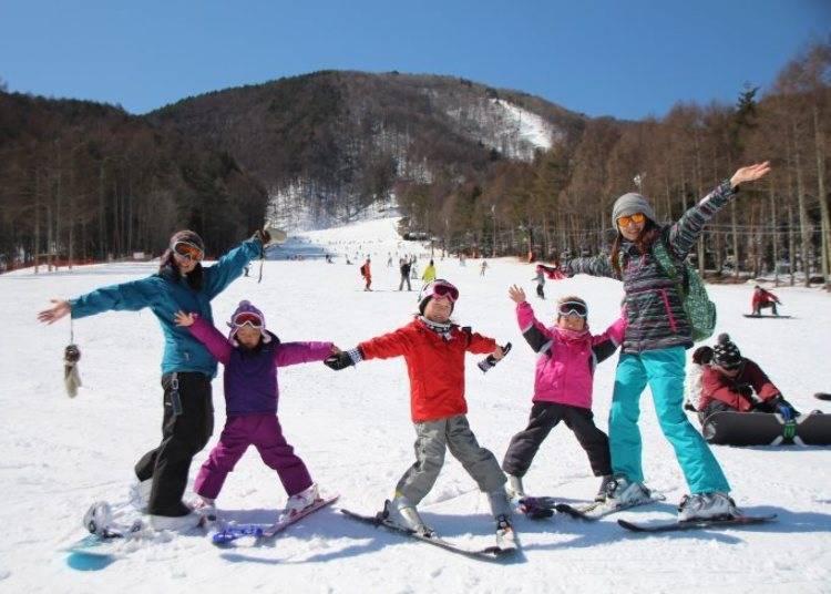日本滑雪准备清单③亲子出游时,可以多准备这些