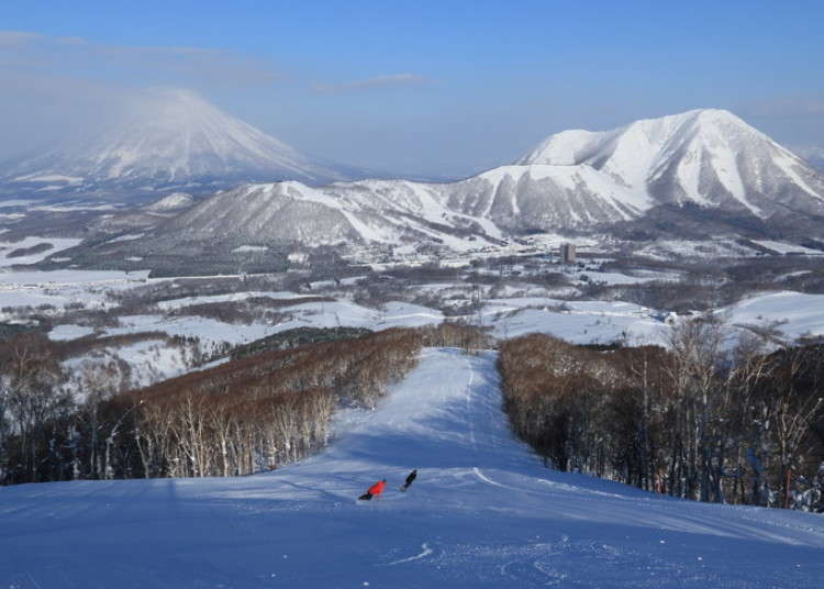 """Hokkaido Is Incredible for Skiing! 10 Recommended Courses for High Quality Powder Snow at """"Rusutsu"""""""