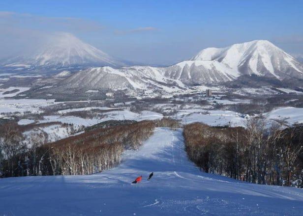 北海道粉雪天堂「留壽都度假村」10個必去滑雪場雪道推薦!