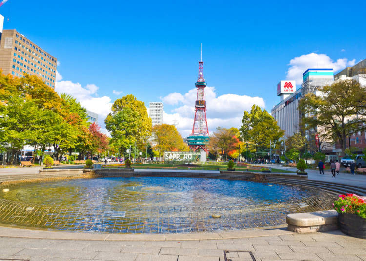 北海道夏天自由行必知10. 北海道的夏天何時結束呢?
