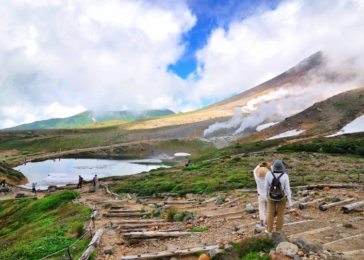 Hokkaido in summer: enjoy spending time in nature