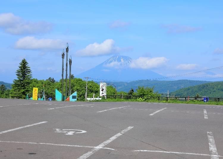 北海道自駕遊注意事項6. 注意車速過快以及夏天的停車場