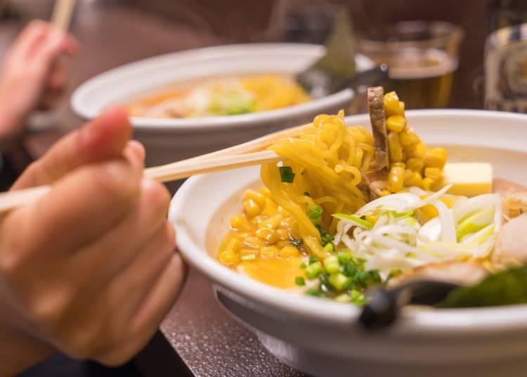中華料理とは別モノ。独自の進化を遂げた「北海道のラーメン」