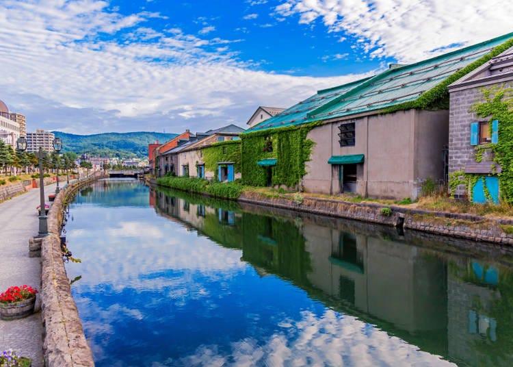 More than a day trip! Take plenty of time to feel the splendor of Otaru