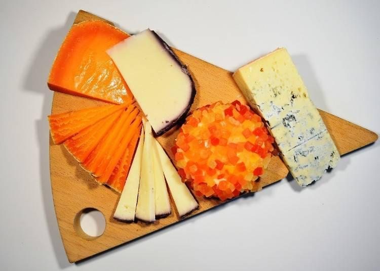 6. Niseko Cheese Factory – from Niseko to the world
