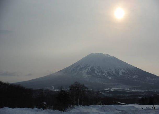 8. The Mt. Yotei challenge