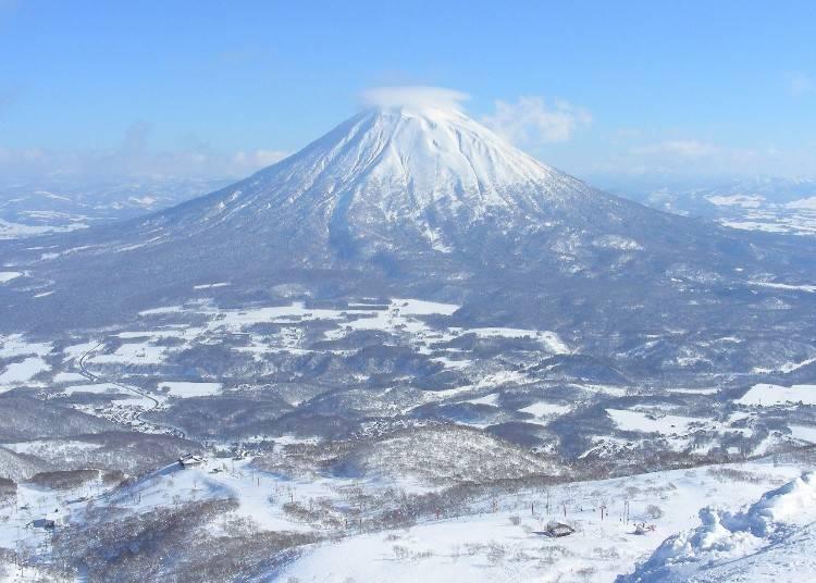 1.世界的リゾート「ニセコ グラン・ヒラフ」の夏と冬を楽しむ